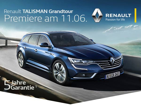 der renault talisman grandtour. Black Bedroom Furniture Sets. Home Design Ideas